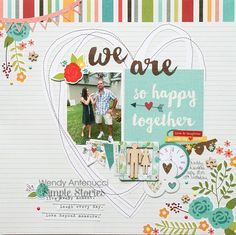 Created by design team member Wendy Antenucci using our We Are...Family collection and cut files from The Cut Shoppe