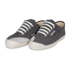 Backyard Footwear grey.  Backyard canvas sneakers from Denmark.  In the US for the first time in its 44 year history.  Sneakers for men and women.  Clean Scandinavian design make this handmade sneaker from Denmark your go to shoe.
