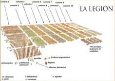 The Roman Legion Rome History, History Facts, Ancient History, European History, American History, Roman Armor, Rome Antique, Roman Legion, Empire Romain