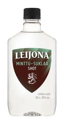 Leijona Minttu-Suklaa Shot #viina #alkoholi #nam . Plastic Bottles, Vodka Bottle, Chocolate, Drinks, Drawing Ideas, Pet Plastic Bottles, Drinking, Ideas For Drawing, Plastic Water Bottles
