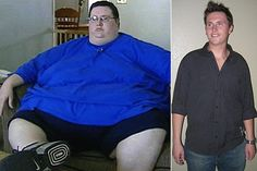 If he can do this, I can lose 30 pounds!