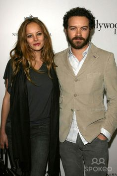 "Bijou Phillips and Danny Masterson at the New Line Cinema's ""Little Children"" celebration party hosted by Hollywood Life Magazine. Pacific D..."