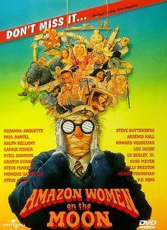 Amazon Women of the Moon (1987)