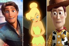 Which Three Disney Characters Are You A Combo Of?