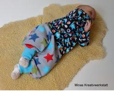 Babyshirt und Checkerhose nach Klimperklein