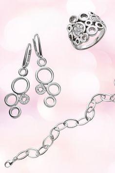 Viventy Jewels. Schmuck mit Stil, filigrane Formen und anmutiges Design.