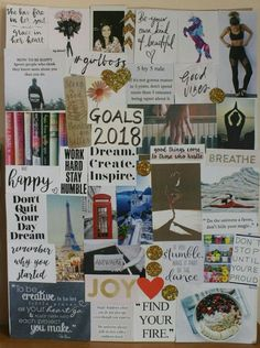 How to make a Vision Board that works. This is my Vision Board for – DLF D… How to make a Vision Board that works. This is my Vision Board for – DLF Diaries by shraddha Life Planner, Happy Planner, Planner Ideas, Life Binder, Planner Supplies, Goals Planner, Goal Board, Creating A Vision Board, Visualisation