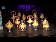 Scoala de balet Soleil - Valsul florilor - la Festivalul THE JOY of LIFE 2014 - YouTube