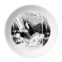 Muumi Seikkailu-my daughters favorite plates