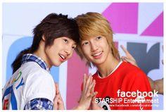 Boyfriend's Jo Twins