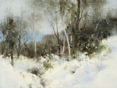 Watercolor by Chien Chung Wei