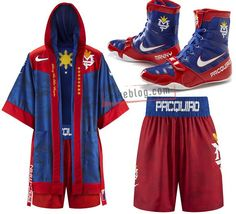 Manny Pacquiao Fight Night Gear
