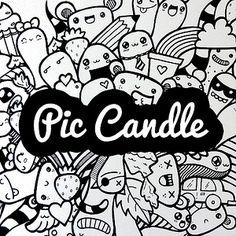 Flickr: Galerie de Pic Candle