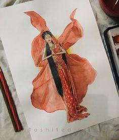 Pencil Art Drawings, Art Drawings Sketches, Art Painting Gallery, Krishna Painting, Indian Art Paintings, Classical Art, Gods And Goddesses, Folk Art, Canvas Art