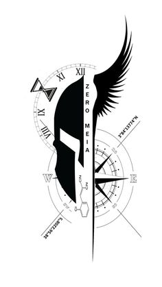 Arquitectura Tutorial and Ideas Compass Tattoo Design, Forearm Tattoo Design, Forearm Tattoos, Body Art Tattoos, Cool Tattoos, Tatoos, Tattoo Sleeve Designs, Tattoo Designs Men, Sleeve Tattoos