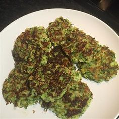 Low Carb Zucchini Pancakes - Allrecipes.com