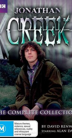 Jonathan Creek  - 1997.  Madeline Magellan, an investigative journalist, teams up with the reluctant Jonathan Creek, magic trick designer, to solve mysteries.  https://en.m.wikipedia.org/wiki/Jonathan_Creek has some info and the list of episodes is on https://en.m.wikipedia.org/wiki/List_of_Jonathan_Creek_episodes.  Playable episodes are on watchfree(dot)to and vidics(dot)ch.  I have watched all 32 episodes, ending with Daemons' Roost.