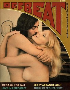 Off Beat vol 1 no 4 1971 vintage adult straight men's magazine ephemera