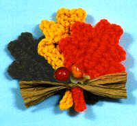 "Original pinner said, ""Autumn Leaves Fridgie 