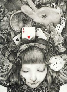 Wonderland ✌ ☮ ♥ ☮ ✌