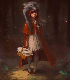 der böse wolf