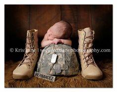 I love newborn military pictures! Newborn Pictures, Maternity Pictures, Newborn Pics, Infant Photos, Newborn Outfits, Military Baby Pictures, Cute Photos, Newborn Photography, Photography Ideas