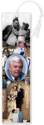 Sports Obituary Bookmarks | Baseball Football Basketball Memorial ...