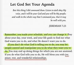 joy, peace, rest, and wonderful relationships. man, i want that.