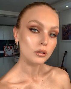 glowy makeup – Hot topics, interesting posts and up to date news Makeup 2018, Prom Makeup, Wedding Makeup, Hair Makeup, Makeup Trends, Makeup Inspo, Makeup Inspiration, Glowy Makeup, Natural Makeup