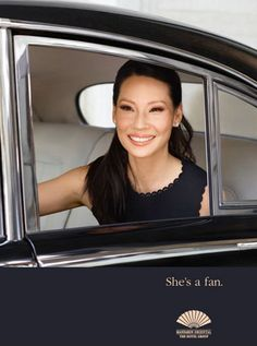Lucy Liu - Actress