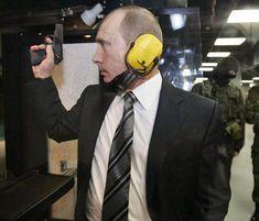 Putin Gives Russian 'Psychotronic' Zombie Gun Project Go-Ahead