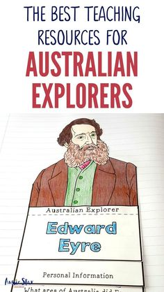This outstanding range of Australian Explorers Teaching Resources are aligned with the Australian Curriculum and have been designed for your Year 5 HASS Australian History lessons. The activities in these resources are fun, hands-on and interactive and co Paragraph Writing, Persuasive Writing, Writing Rubrics, Opinion Writing, Teaching History, Teaching Resources, Teaching Ideas, Primary Teaching, Primary School