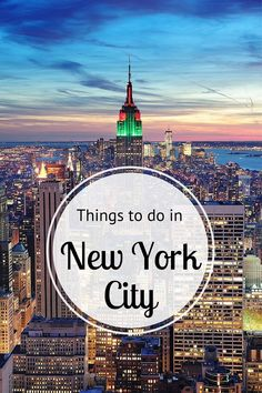 Is New York City on your travel bucket list? - Check out these insider tips from a local on where to eat, drink, sleep, shop, explore and much more!