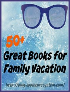 Great Books for Family Vacation Travel Info, Travel Tips, Speed Reading, Great Books To Read, Classroom Fun, Travel With Kids, Book Lists, Childrens Books, Road Trippin