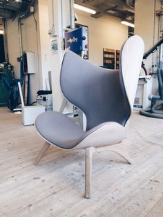 Easychair loungechair soundchair chair architecture design