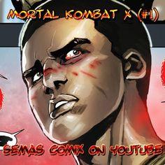#DC #Comics #Mortal #Kombat #X (2_11)