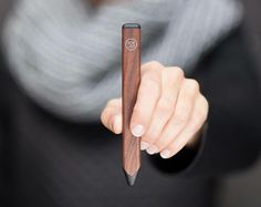 Paper finds it's parter in Pencil, a high tech stylus that's both sexy and innovative.