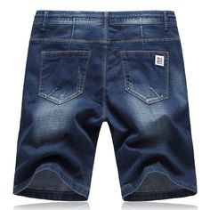 New Fashion Casual Shorts Men Mid Waist Shorts Fashion Pants, New Fashion, Hip Hop, Plus Size Summer, Compression Shorts, Jeans Style, The Ordinary, Jean Shorts, Casual Shorts