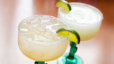 A thirst-quenching margarita sans added sugar? It's possible with our skinny margarita recipe that has a few surprising sweetening ingredients.