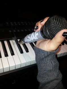 Asaf band. Playing piano. Asaf mic #asaf