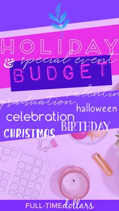 Enjoy your holidays on a budget with these tips and tricks! Learn how to create a holiday budget and save money on the categories that mean the most to YOU! Frugal Christmas, Budget Holidays, Budget Spreadsheet, Envelope System, Show Me The Money, Living On A Budget, Halloween Celebration, Get Out Of Debt, Investing Money