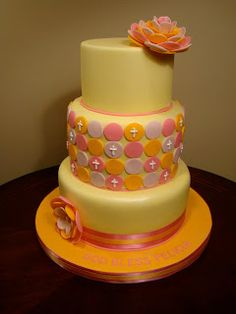 cake2cake: Confirmation cake.....
