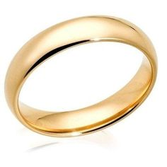 High Polished 14 Karat Gold Plated Stainless Steel Classic Comfort Fit Wedding Band with Free Gift Box Luxury Engagement Rings, Classic Engagement Rings, Wedding Ring Bands, Gold Bands, Gold Wedding, Greek Wedding, Bling Jewelry, Diamond Jewelry, Fit