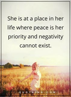 woman quotes she is at a place in her life where peace is her priority and negativity cannot exist. Loneliness Quotes, Quotable Quotes, Woman Quotes, Beautiful Words, My Life, Self, Inspirational Quotes, Positivity, Wisdom