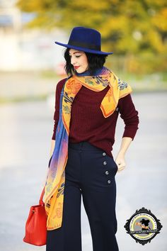 Meet the Top 10 Scarf Bloggers of November 2015