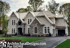 Awesome House Plan - Just look at the floor plan!