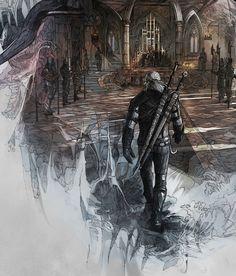 The Witcher 3 / Steelbooks by StudioKxx Krzysztof Domaradzki Poznan, Poland