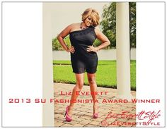 #TBT 2013 Fashionista Award Winner! @lizeverttglam