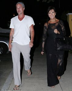 Jason Trawick....and sadly, yes that is Kris Jenner in the photo. Just ignore her. ;-)
