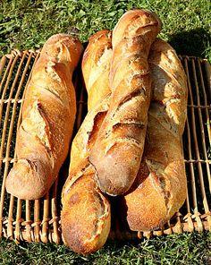 Un dimanche a la campagne: pain